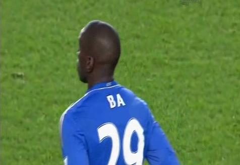 Demba Ba, Southampton-Chelsea