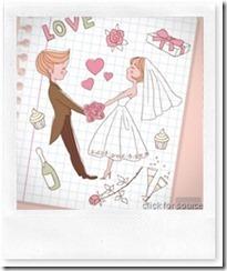 Lovely-Cartoon-Bride-and-Groom-Vecto[1]