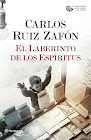 Portada de El Laberinto de los Espíritus - Carlos Ruiz Zafón