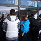 Skifahren Wolkenstein 2011