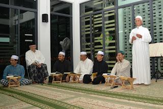 Majlis Khatam Quran 1436H (2015)