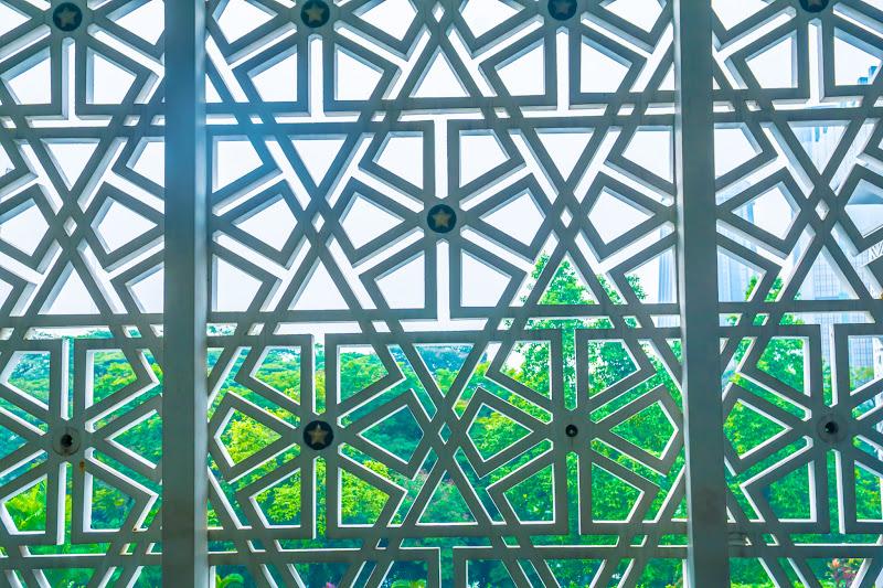 クアラルンプール 国立モスク10