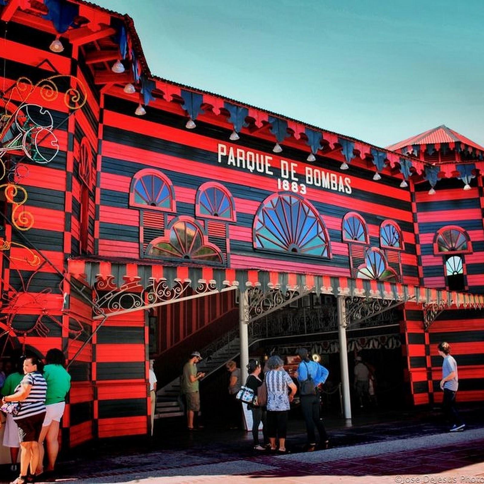 Parque de Bombas: The Old Ponce Fire Station