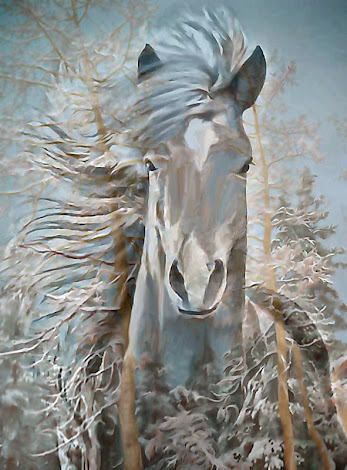 """The """"Winter Yearling"""" piece from the """"2015"""" collection"""