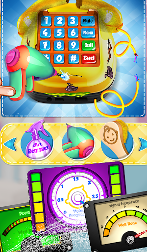 Mommy & Baby Care Games apkpoly screenshots 18