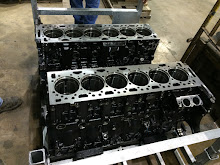 Engine Block Repair - PACCAR