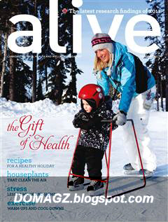 Download Alive - December 2011 Free - Mediafire Link