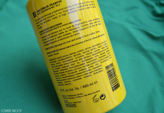 AB Crew Body Wash and Amazonian Shampoo Review (7)