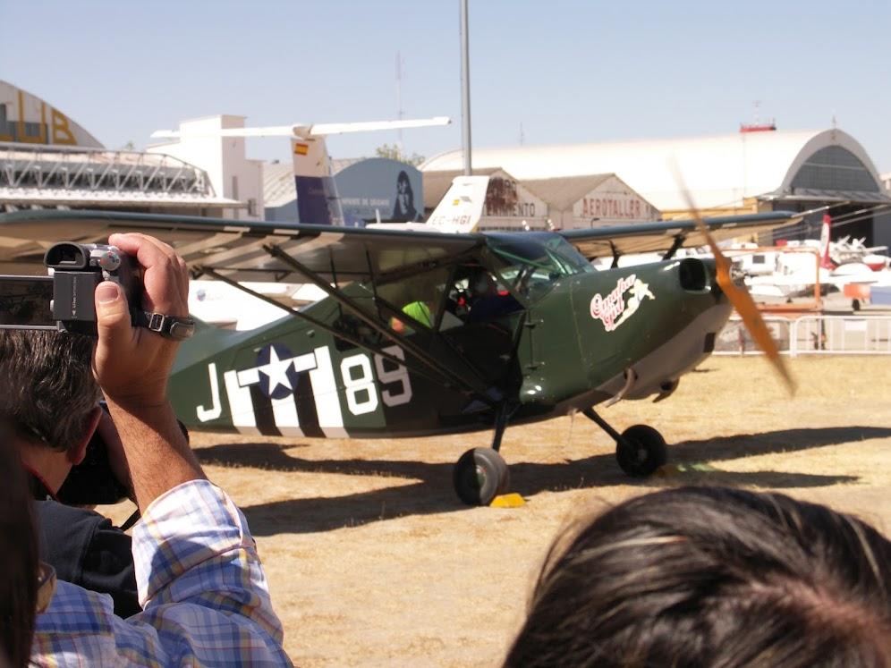 """Exhibición aerea de la Fundación """"Infante de Orleans"""". PICT0422"""