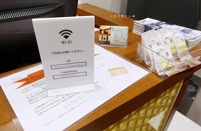 9 東京住宿推薦 Niohombashi Muromachi Bay Hotel 日本橋室町灣膠囊旅館