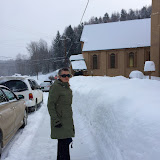 KUC Snow Feb 23, 2014