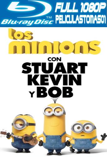 Los Minions (2015) BRRipFull 1080p