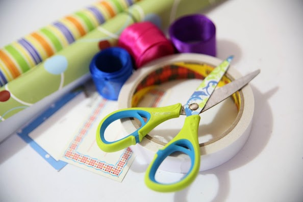 Select all occasion gift wrapping supplies step 4