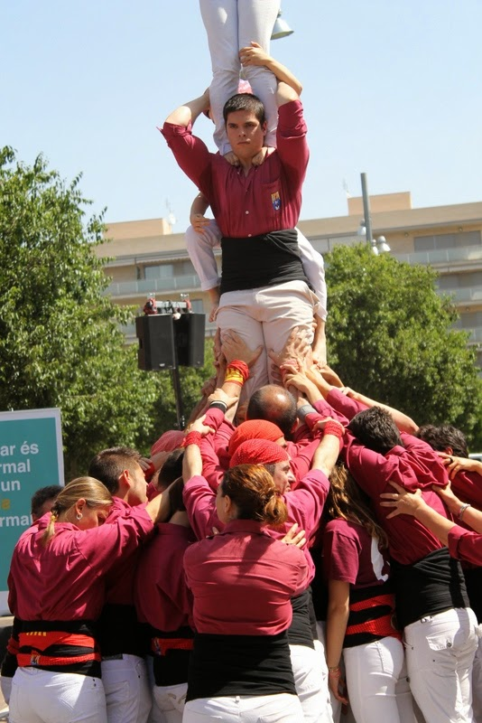 Castells Catalans Want to vote 8-06-14 - IMG_1916.JPG