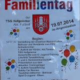 Familientag 2014