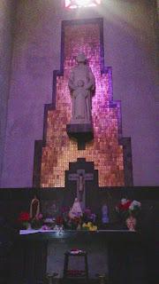 Visite de notre église Saint-Jean-Baptiste à Bruxelles Molenbeek-Saint-Jean mardi 28 juillet 2015 (16)