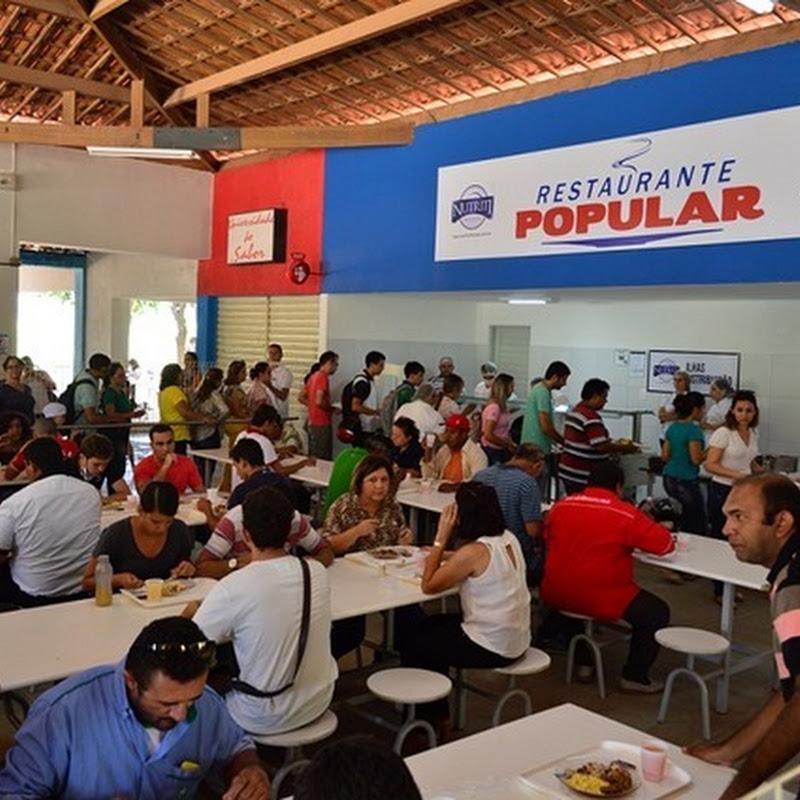 Restaurante Popular da UERN tem 96% de aprovação pelos usuários do serviço