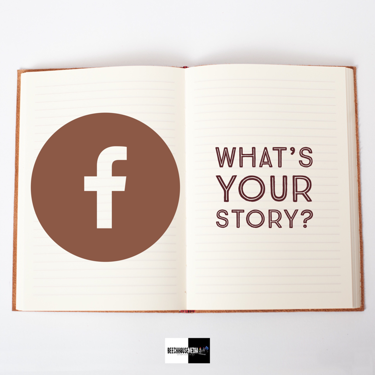 Facebook stories for marketing art