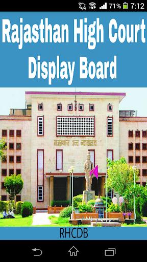 Online Display Board