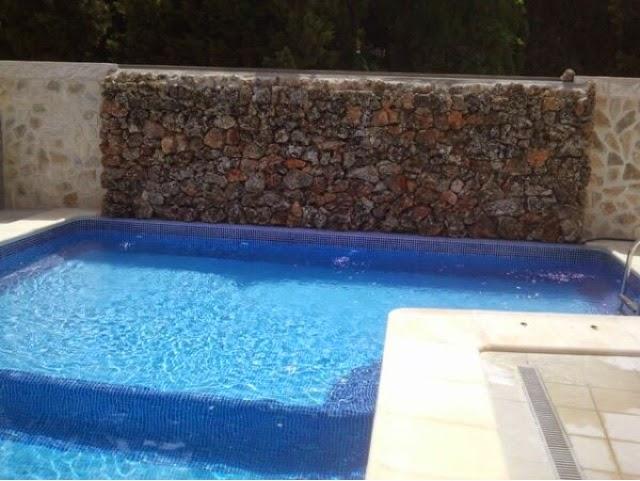 Alba piscinas com cascadas for Cascadas de piscinas