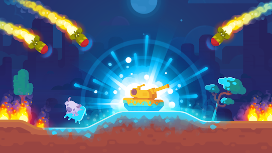 Tank Stars (MOD, Unlimited Money) 3