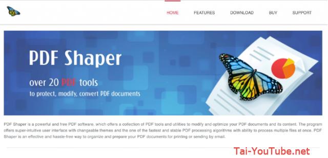 Một số phần mềm Biên tập, chỉnh sửa PDF miễn phí trên Windows + Hình 2
