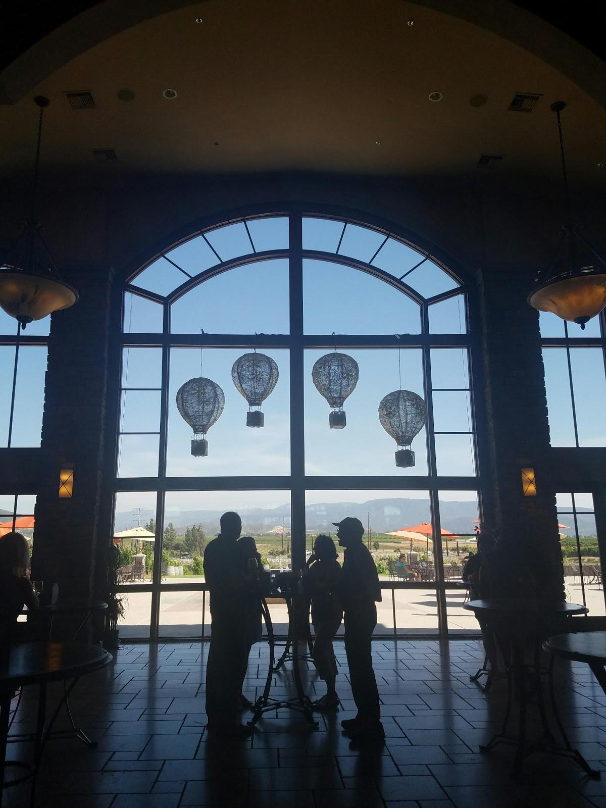 san diego wine temecula hot air balloons