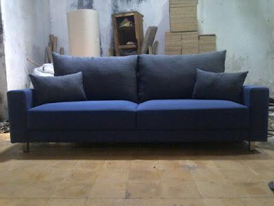 ganti kain sofa rawalumbu