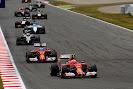 Kimi Raikkonen VS Fernando Alonso - Ferrari F14T