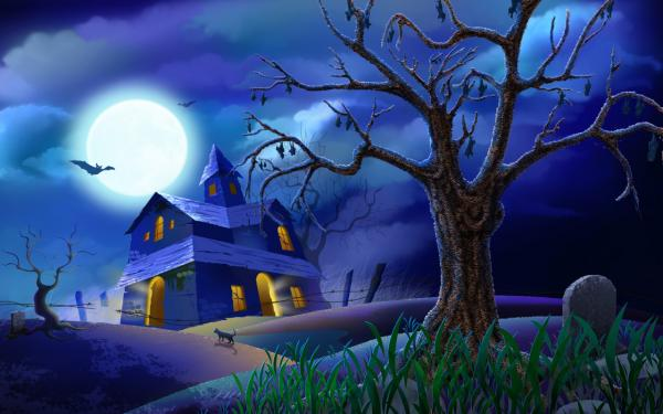 Halloween Cemetry, Halloween