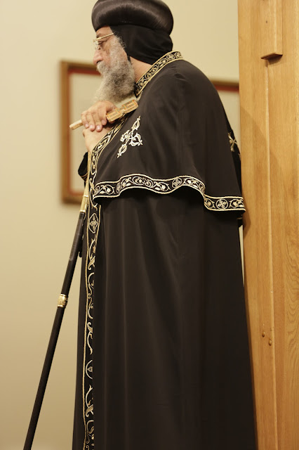 His Holiness Pope Tawadros II visit to St. Mark LA - _09A9104.JPG