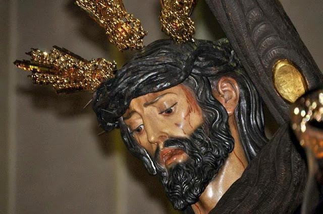 Semana Santa 2012 Procesión Del Cristo De La Salud Y María Santísima De Las Angustias Los Gitanos Viendo Madrid