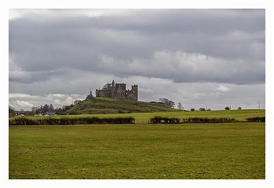 Rock of Cashel - von der Hore Abbey aus gesehen
