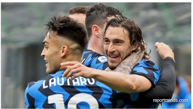 Serie A: Darmian late strike seals 1-0 win for Inter Milan against Cagliari (Highlights) 2020-2021
