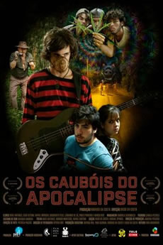 Capa Os Caubóis do Apocalipse (2019) Dublado Torrent