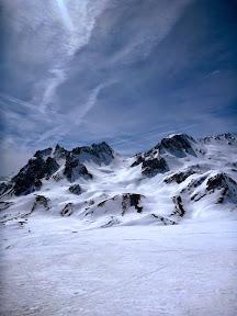 Col du Vallon en vue, derrière Névache