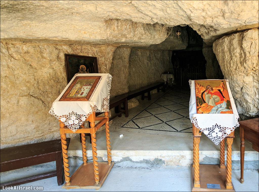 Монастырь святого Георгия Хозевита (Сент Джордж) | LookAtIsrael.com - Фотографии Израиля и не только...