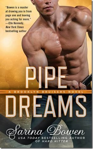 Review: Pipe Dreams by Sarina Bowen | About That Story