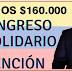 Pagos de ciclos de Ingreso Solidario acumulados