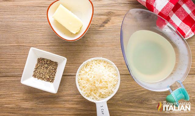 easy pasta recipe ingredients