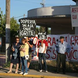 Manifestación Centro de Día