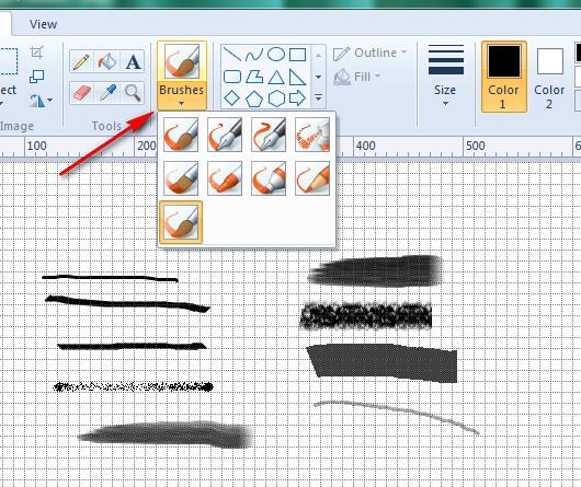Hướng dẫn sử dụng và cách vẽ đơn giản bằng Paint