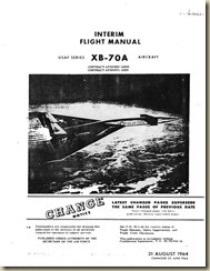 North American XB-70 Interim Flight Manual_01