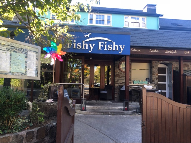 Fishy Fishy , so good they named it twice