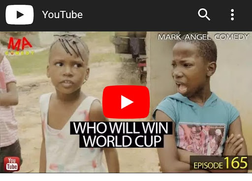 VIDEO : MARK ANGEL - WHO WILL WIN WORLD CUP (episode 165)