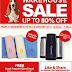 21 Dec to 8 Jan 2016 Hush Puppies Warehouse sales