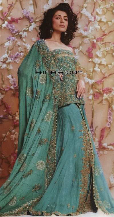Wedding Gift For Pakistani Bride : Paqs Custom Clothes: Bridal Salwar Kameez