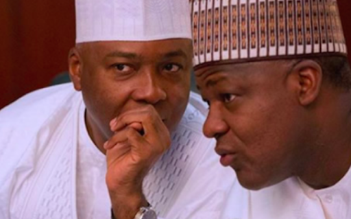 Image result for Why Saraki, Dogara have refused to leave APC – Senator Ibrahim
