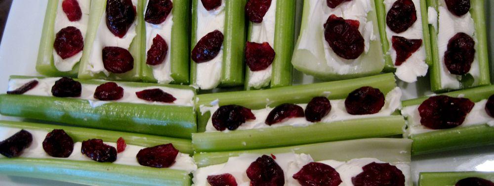 cranberry celery recipe