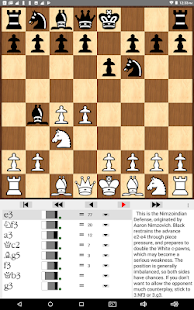 Chess Openings Wizard Screenshot